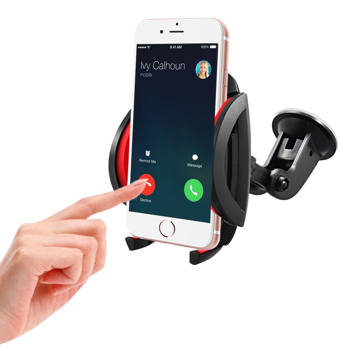 Buying Guide For Best Cell Phone Holder for Car - Five Perfect